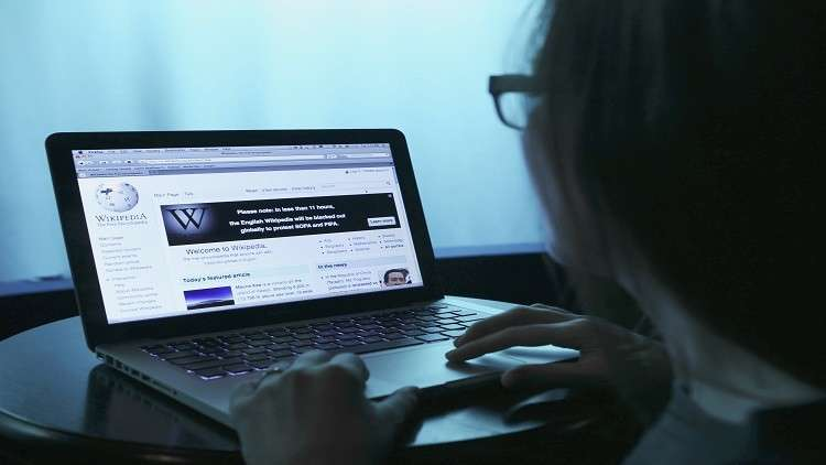 ويكيبيديا توقف الوصول المجاني لبياناتها في 72 دولة نامية