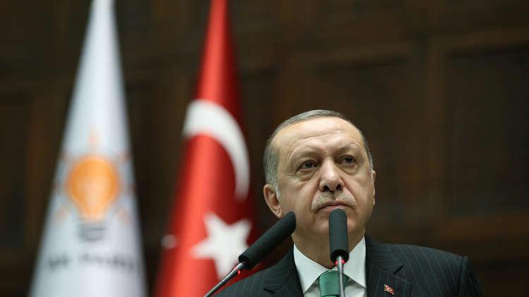 أردوغان: القوات السورية تراجعت عن عفرين بعد القصف المدفعي