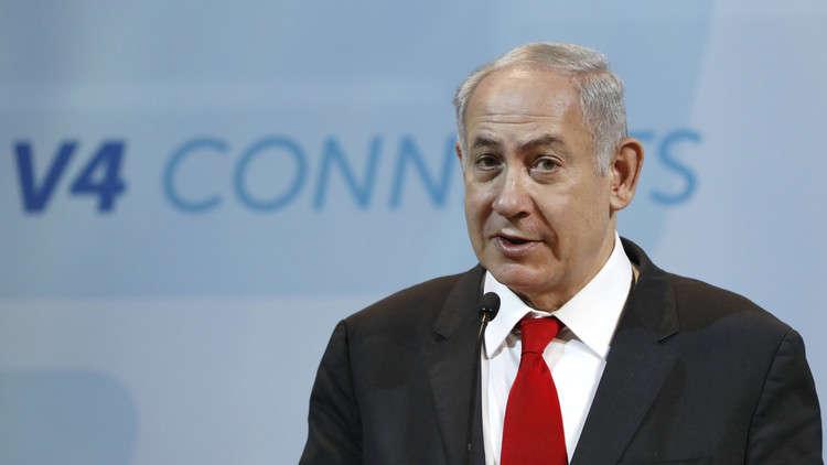 نتنياهو: عباس لم يأت بجديد ويواصل التهرب من السلام