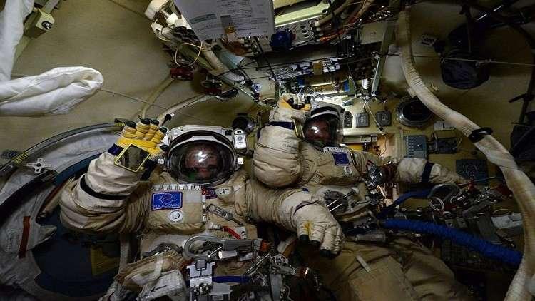 ناسا بصدد تصميم بزة فضائية مزودة بمرحاض مصغر