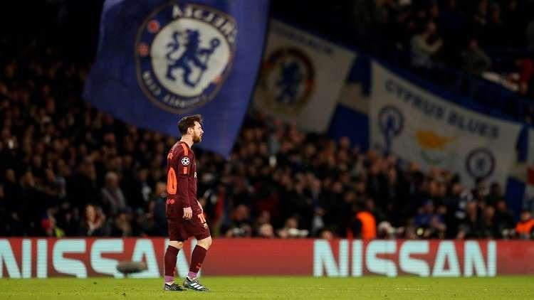 بالفيديو.. الأهداف والفرص الضائعة في مواجهة برشلونة وتشيلسي