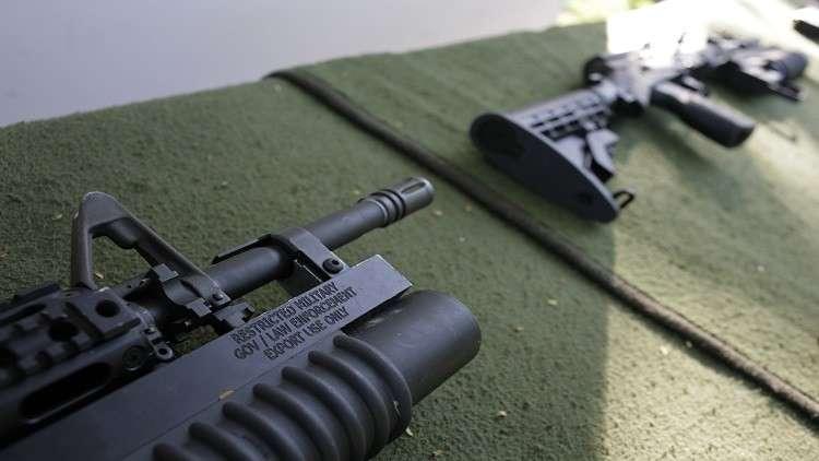 أسلحة أمريكية للبيع عبر الانترنيت في سوريا