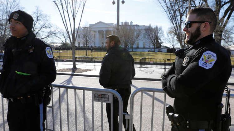 إخلاء مبنى قرب البيت الأبيض بسبب سيارة مشبوهة