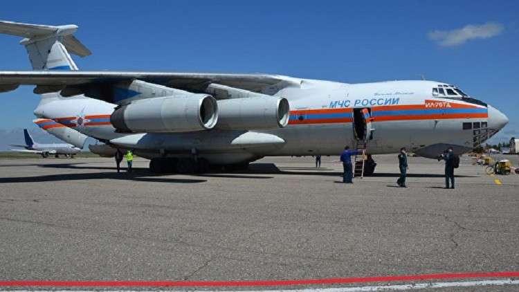 طائرات نقل روسية تتحول إلى قاذفات قنابل
