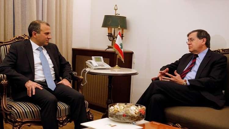 مساع أمريكية للوساطة بين لبنان وإسرائيل