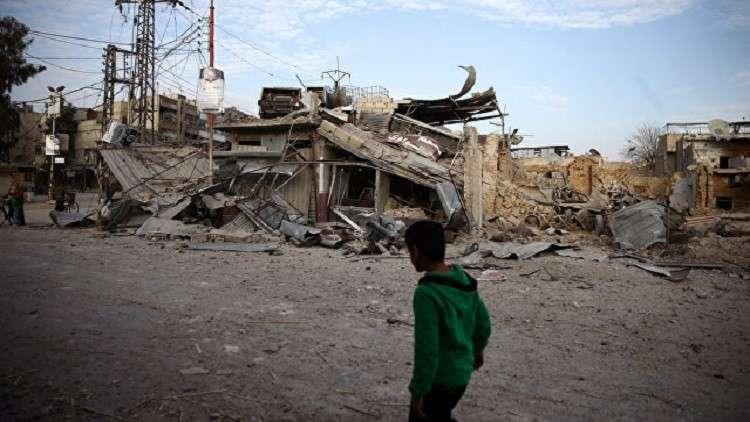 مجلس الأمن يناقش اليوم مشروع قرار لوقف النار في الغوطة الشرقية