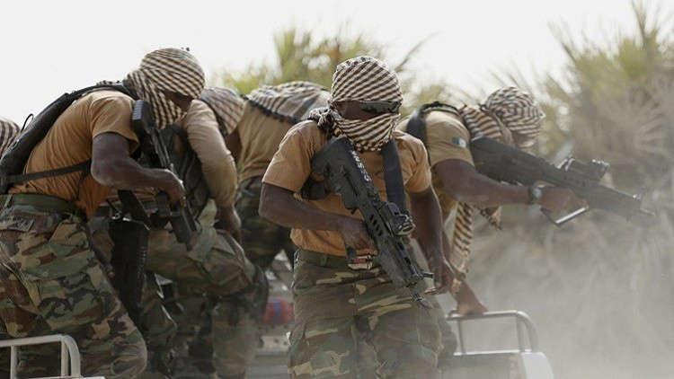 الجيش النيجيري ينقذ 76 تلميذة من بوكو حرام