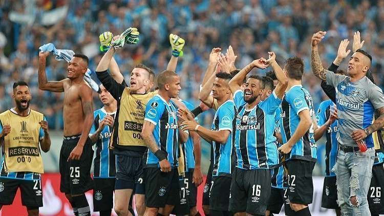 غريميو يحصد لقب بطولة كأس سوبر أمريكا الجنوبية