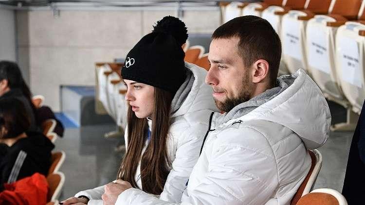 أولمبياد 2018.. تجريد ثنائي الكيرلينغ الروسي من الميدالية البرونزية