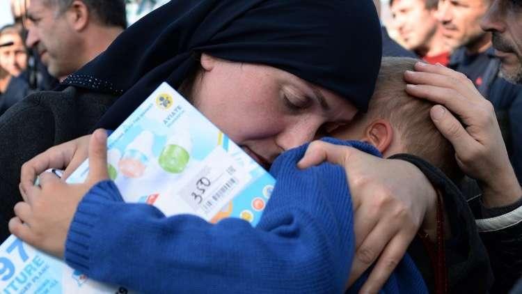 العراق يعيد 4 نساء و27 طفلا إلى روسيا بعد إثبات عدم تورطهم بالإرهاب