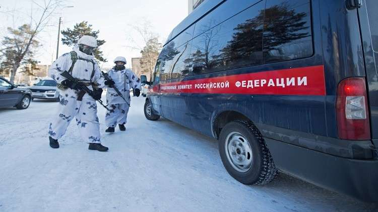اليونان تسلم روسيا مجرما خطيرا