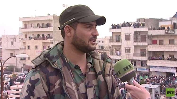قائد القوات الشعبية السورية لـRT: دخلنا عفرين لصد العدوان التركي
