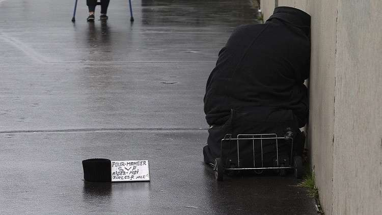 فرنسا.. قرابة 3000 شخص ينامون بالعراء في العاصمة باريس