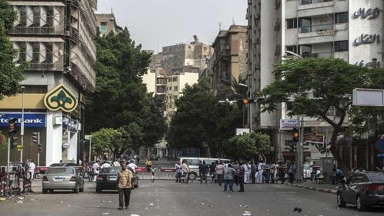 مصر.. مقتل 10 أشخاص بانهيار مبنى في القاهرة