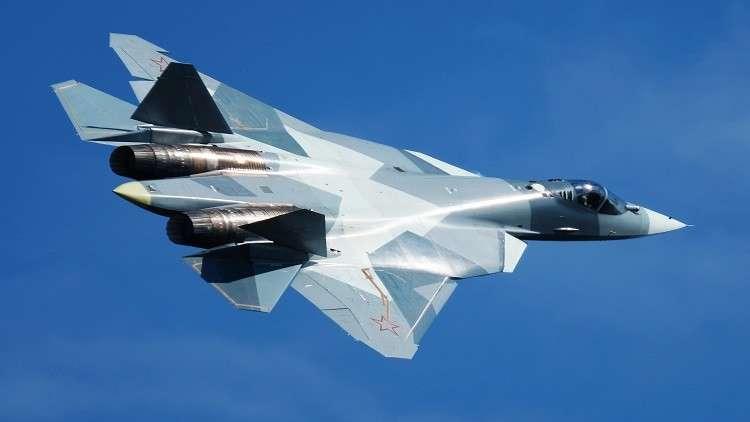 البنتاغون يعلق على ظهور مقاتلات الجيل الخامس الروسية في سوريا