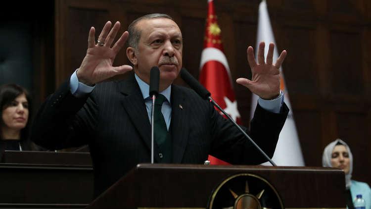 أردوغان: سننتقل إلى استراتيجية جديدة بعد محاصرة عفرين