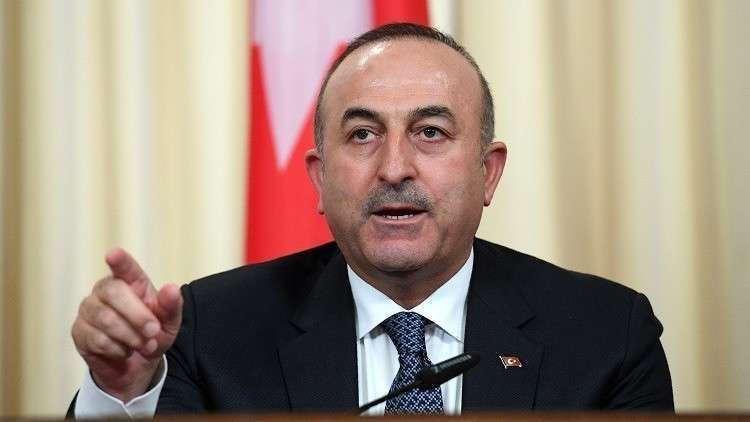 تركيا تدعو روسيا وإيران إلى
