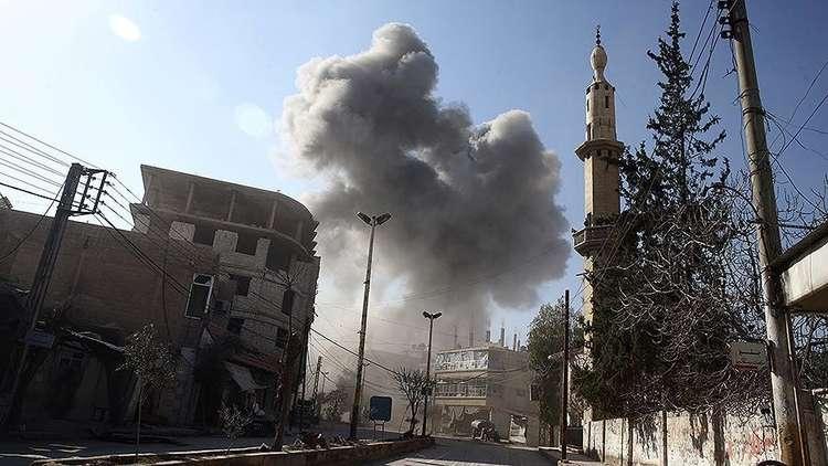 معارضون سوريون: عسكريون أمريكيون يستعدون لنقل عناصر