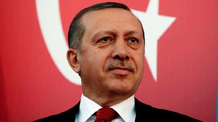 أردوغان يفتتح مسجد