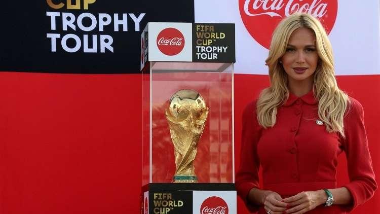 شاهد.. كأس العالم في الأردن