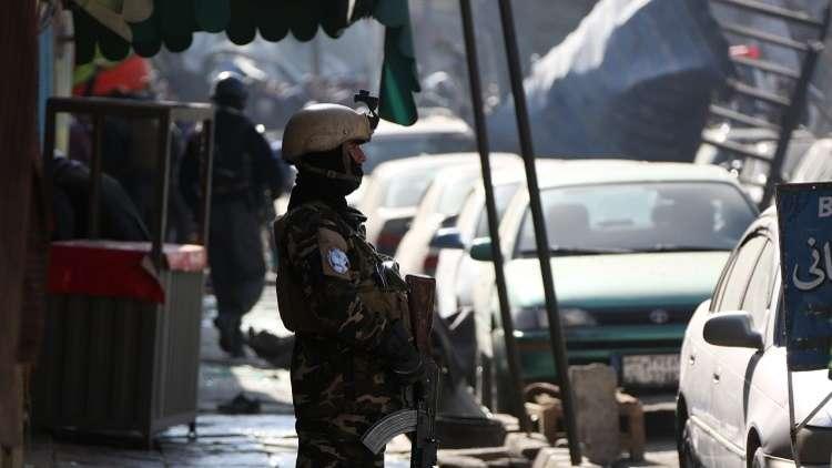 مقتل شخص وإصابة 10 في انفجار جنوب أفغانستان
