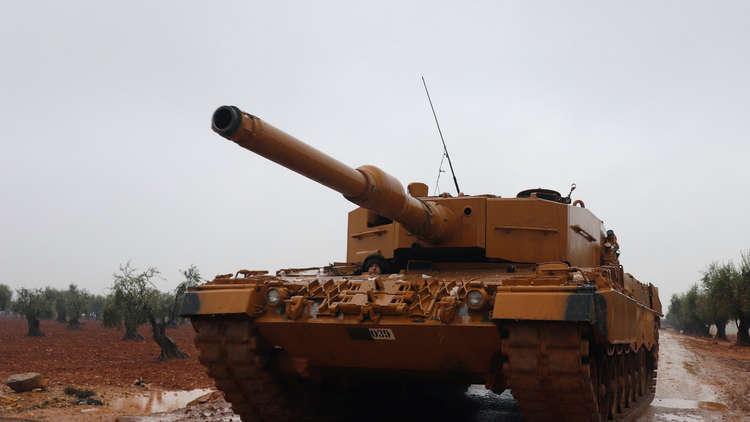 الجيش التركي يعلن عن حصيلة قتلى الأكراد منذ بدء عملية