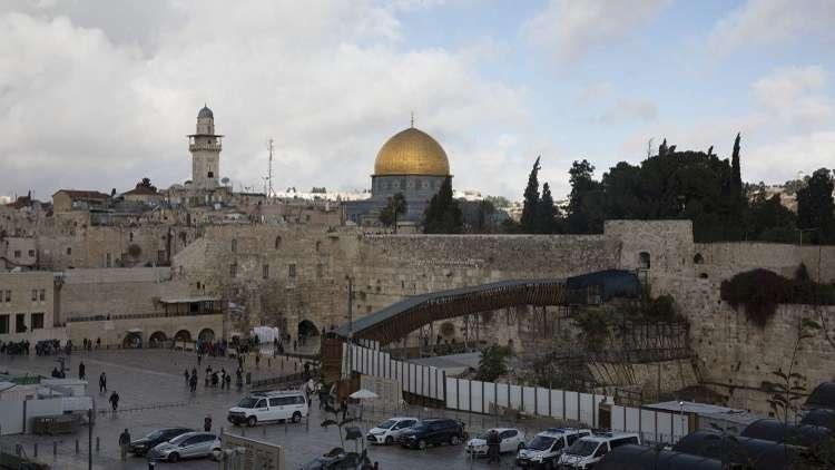 أنقرة:واشنطنتصر على تقويض السلام بقرارها حول القدس