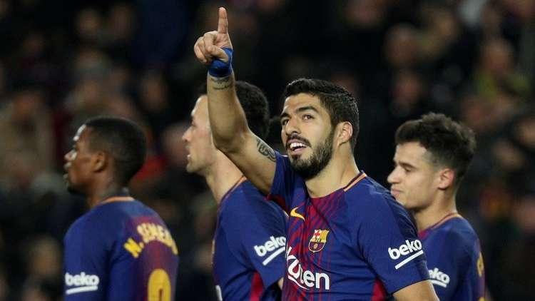 فيديو .. جيرونا يفتح على نفسه باب جحيم برشلونة بسبب هدف