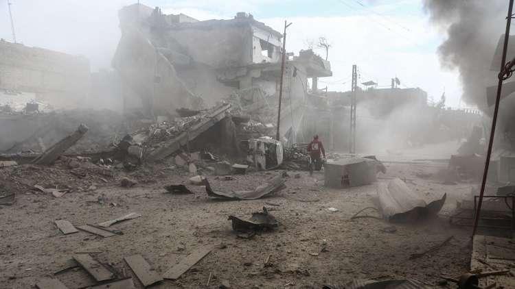عقب قرار مجلس الأمن.. الخارجية الأمريكية تدعو لوقف فوري لإطلاق النار في سوريا