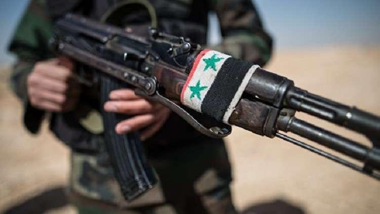 الحرس الجمهوري السوري يحبط هجوما انتحاريا بسيارة مفخخة على القابون