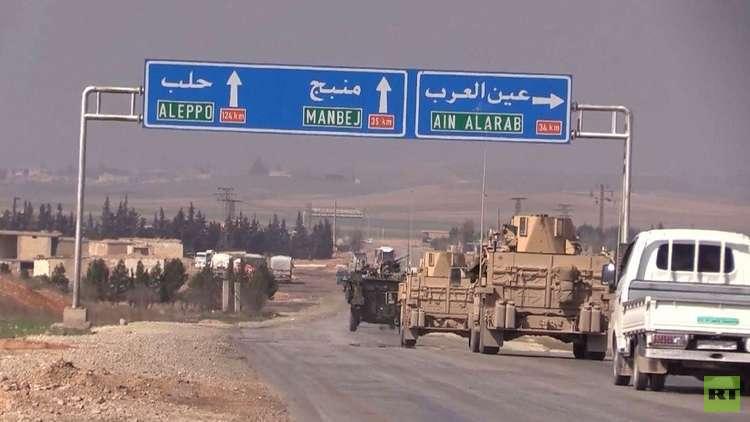 الجيش السوري يتفق مع