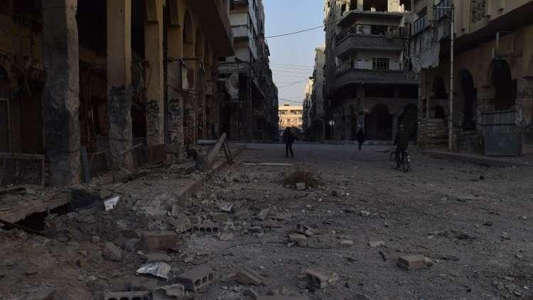 هيئة الأركان الإيرانية: عمليات تطهير الإرهاب في ضواحي دمشق مستمرة