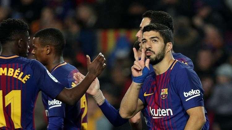 برشلونة يتلقى ضربة موجعة قبل خوض مواجهات حاسمة