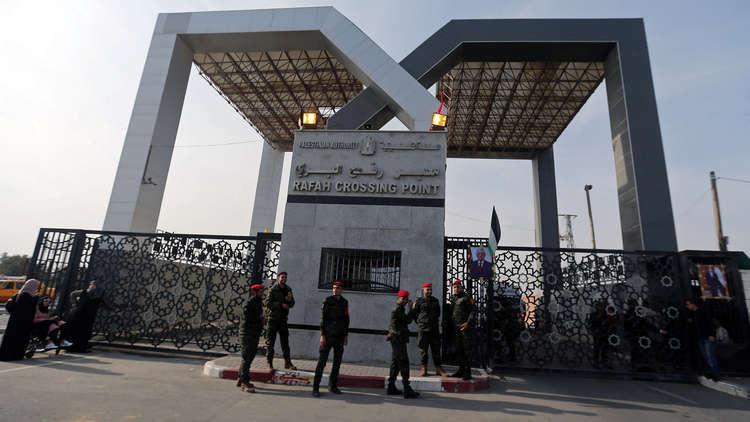 وفد مصري أمني في غزة لمتابعة تنفيذ تفاهمات المصالحة