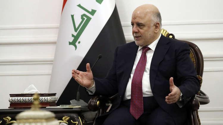 العبادي: العلاقات بين بغداد والرياض على الطريق الصحيح
