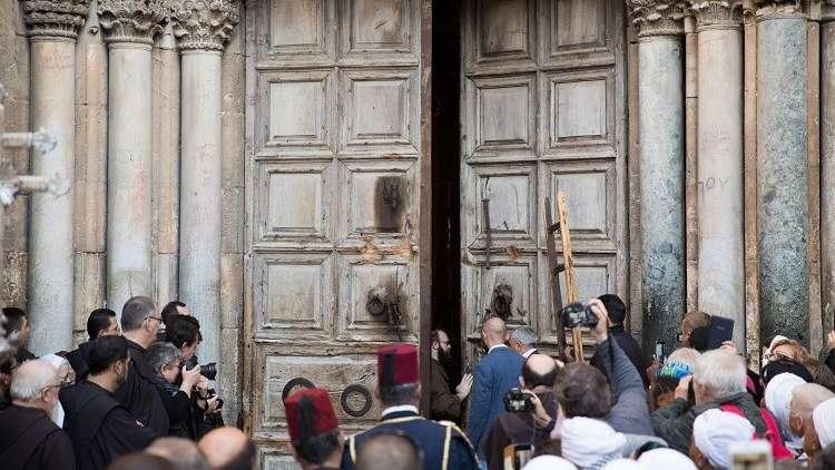 الأردن يطالب إسرائيل بالتراجع الفوري عن إجراءاتها ضد كنائس القدس