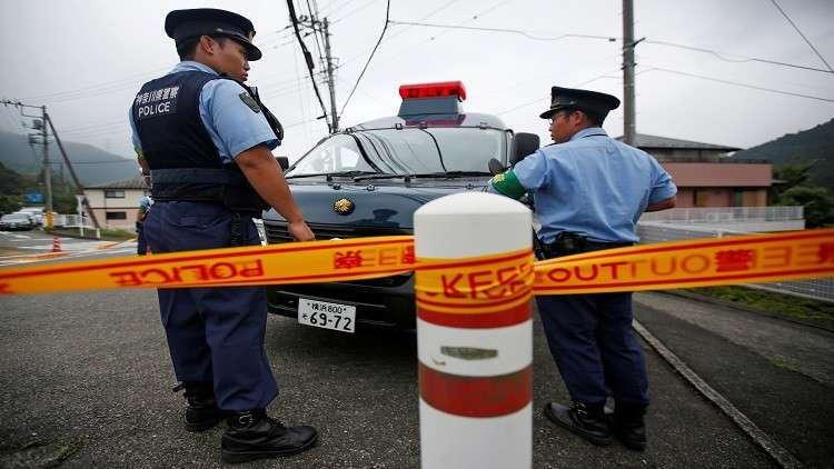 اعتقال أمريكي في اليابان في حقيبته رأس فتاة