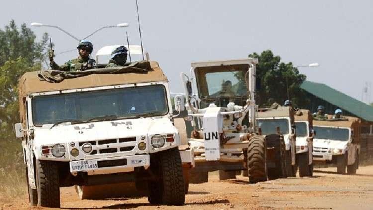 انتهاكات جنسية تطيح بوحدة شرطة غانية في جنوب السودان!