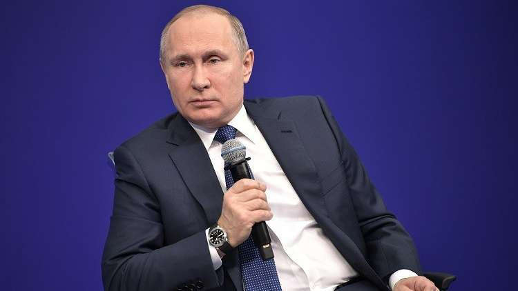 استطلاع للرأي: برنامج بوتين الانتخابي يحوز إعجاب الناخبين