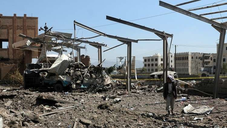 إيران تتهم بريطانيا بعدم النزاهة في التعامل مع أزمة اليمن