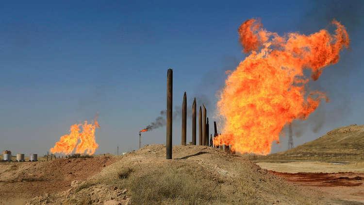 مخاوف أمنية تعيق نقل النفط بالشاحنات من كركوك إلى إيران