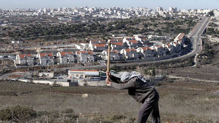 فلسطين تستنكر توسيع صلاحيات المحاكم الإسرائيلية على الضفة الغربية