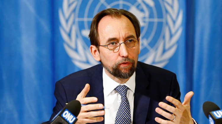 هنغاريا تطالب باستقالة زيد بن رعد الحسين