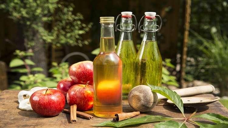 هل يساعد خل التفاح في التخلص من الوزن الزائد؟
