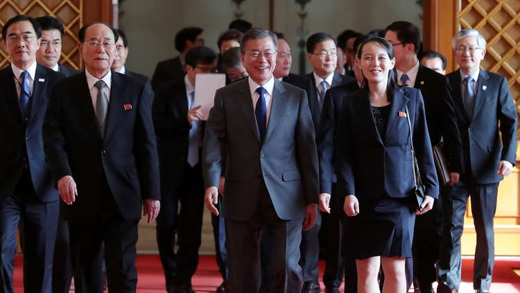 تقارب الكوريتين.. ومكائد أمريكا
