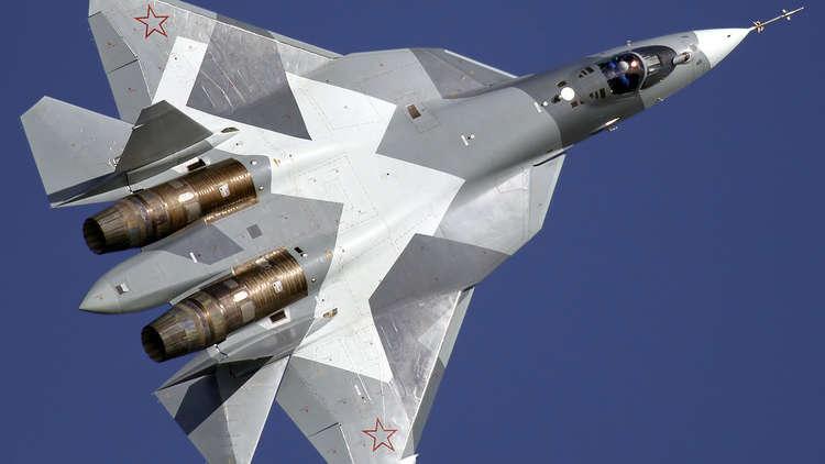 مقاتلات روسية غير مرئية في سوريا