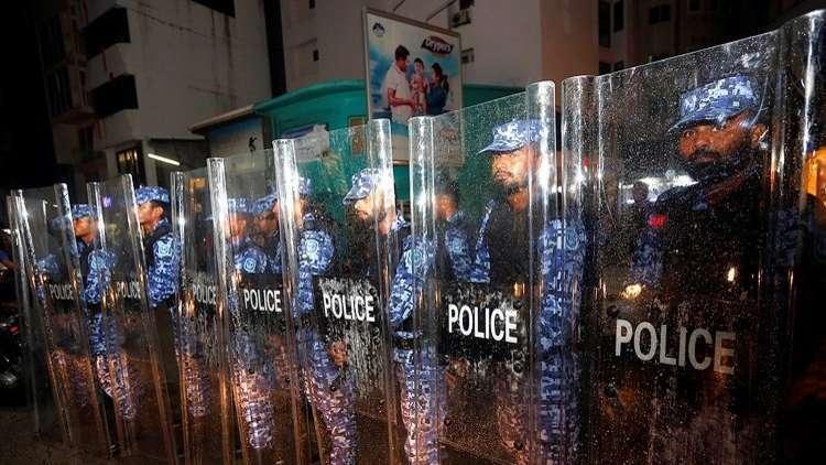 المالديف.. اعتقال معارضين بعد تمديد حالة الطوارئ