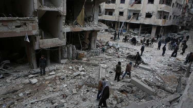 فصائل المعارضة السورية المسلحة تلتزم بإخراج