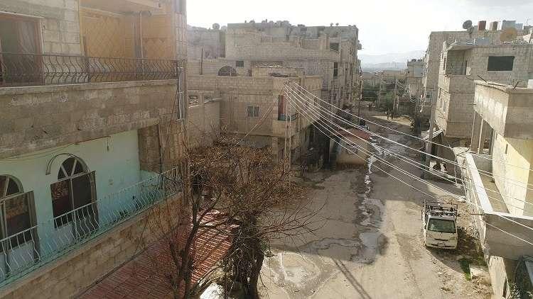 مركز المصالحة الروسي: المسلحون هاجموا الجيش السوري في الغوطة مستغلين الهدنة