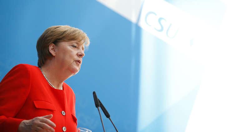 ألمانيا.. حزب ميركل يدعم تشكيل ائتلاف حكومي مع الديمقراطيين الاشتراكيين